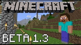 TODAS LAS VERSIONES DE MINECRAFT - Beta 1.3