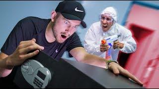 NERF Secret Lab Showdown Challenge!