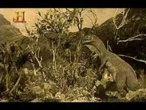 Tiranosaurio Rex en Hollywood - Parte 3 de 7