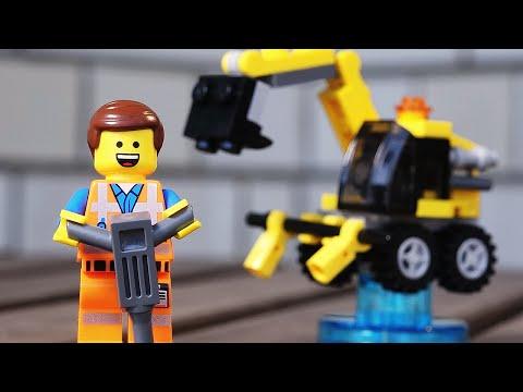 Эммет - LEGO Dimensions (Fun Pack 71212 LEGO Movie)