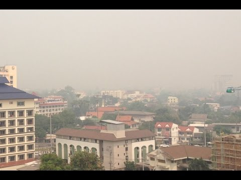 WARNING: Chiang Mai Pollution/Where to Go?