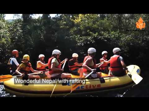 Wonderful Nepal with Rafting by Indo Asia Tours