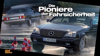 Mercedes-Benz Intelligent Drive: The Pioneers of Vehicle Safety (German)