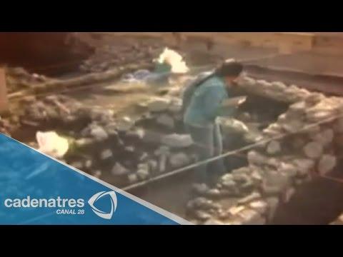 Descubren vestigios prehipánicos en Iztapalapa