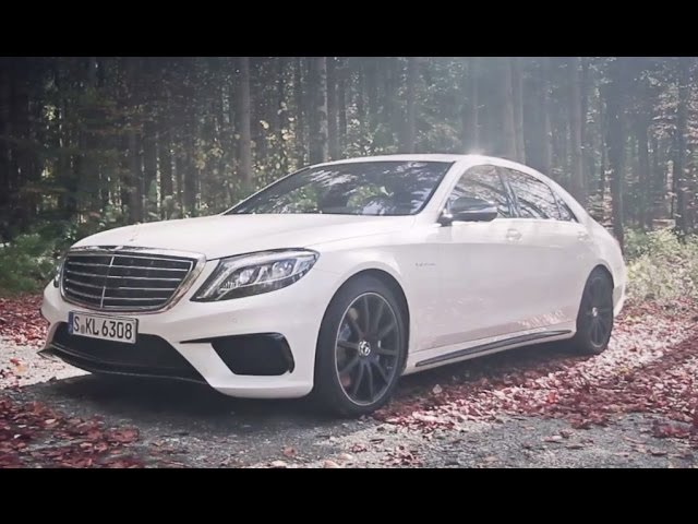 Mercedes-Benz S63 AMG review (4MATIC Lang) - YouTube