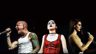Linkin Park / Evanescence / Lana Del Rey - Bring Death To Life (MASHUP VIDEO)