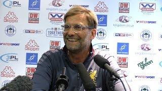 Wigan 1-1 Liverpool - Jurgen Klopp Post Match Press Conference
