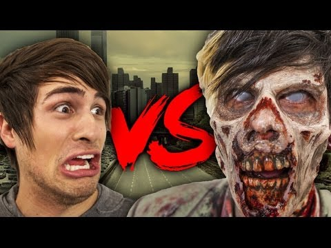 Smosh Vs Zombies video