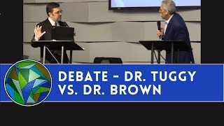 Video: Is the God of the Bible the Father Alone? - Dale Tuggy vs Michael Brown