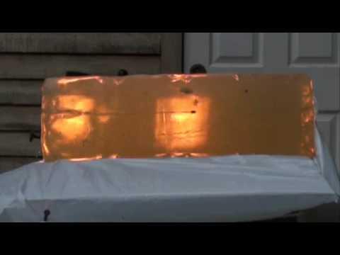 Benjamin Trail NP XL 1100 Ballistics Gel Test 5 - RWS Superpoint Extra