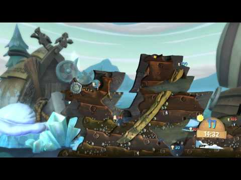 Angezockt! Worms Battlegrounds PS4 PlayStation 4 Gameplay