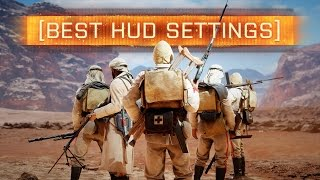 ► BEST HUD SETTINGS! - Battlefield 1 Captured