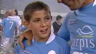 Maradona a Napoli per laddio al calcio di Ferrara