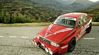 Alfa Romeo 75 Turbo Gr.A IMSA GT - ex. Alboreto - Motor Sportive Day