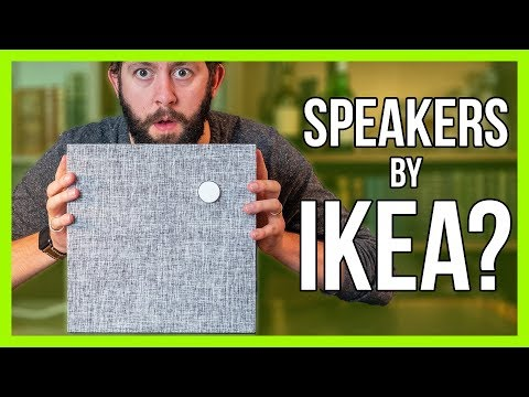 IKEA Eneby Review - Can IKEA Make Good Speakers?
