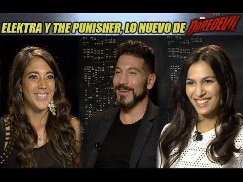Entrevistas Daredevil - Netflix