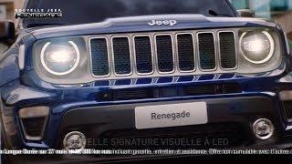 Musique Publicité 2018 - Jeep - Renegade