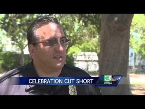 Cal Expo firework show cut short after mortar malfunction