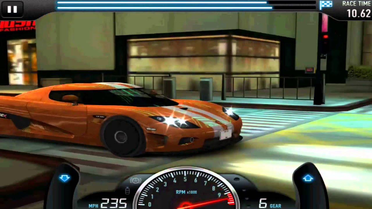 CSR Racing - Defeating Tier 5 Crew Leader Errol and Winning his Car (Audi R8 LMS Ultra) - YouTube