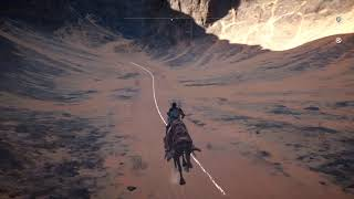 Assassin's Creed Origins - Crossing The Black Desert