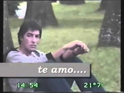 Sandro  De amor se nace y se muere.
