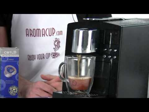 Verismo FAQ: Can I use CBTL capsules with Starbucks Verismo machine?