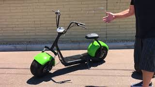 Phat Scooter vs the Competitors