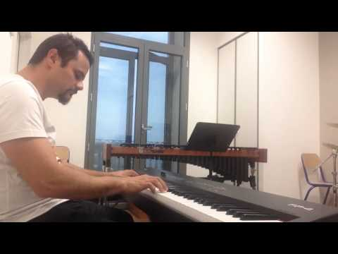 Donny Hathaway           A song for you Piano chords