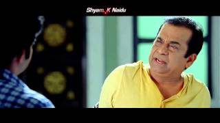 Rabhasa Movie Brahmanandam Comedy Trailer | NTR, Samantha, Brahmanandam