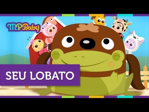Seu Lobato - MPBaby Clipes Animados 1