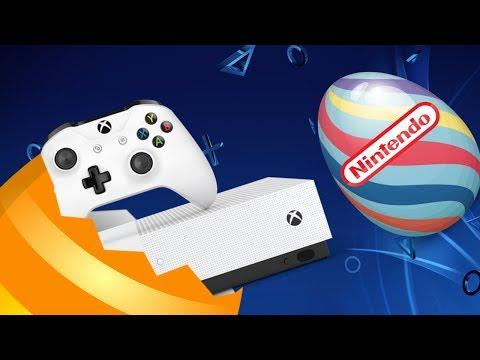 Easter Eggs y Referencias en Consolas de Videojuegos