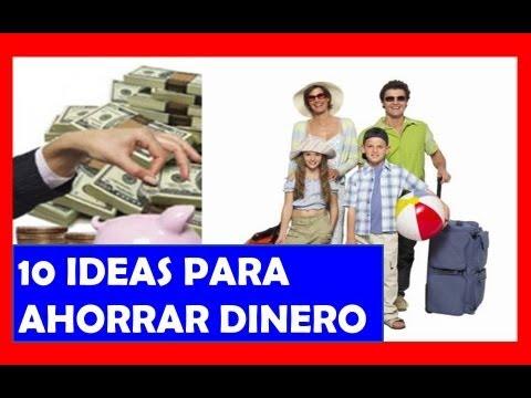 10 ideas para ahorrar dinero - Ideas para ahorrar dinero ...