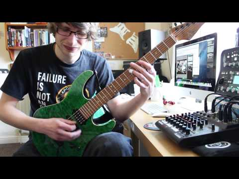 Suhr Custom Modern Quick Jam Demo - David Bond