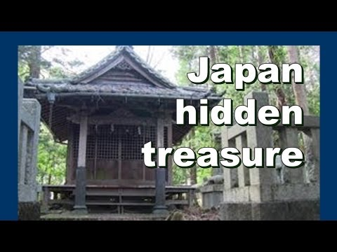 Japan hidden treasure 日本秘宝 - Abandoned Japan 日本の廃墟
