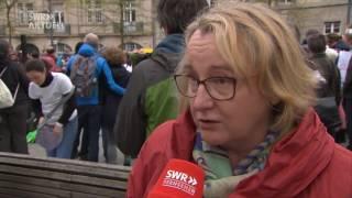 March for Science  - Tausende demonstrieren für Wissenschaft (22.4.2017)