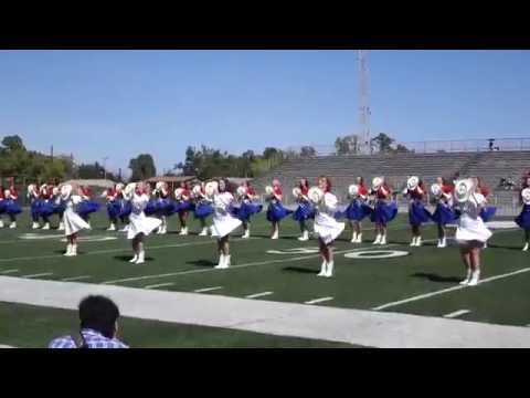 "Kilgore College Rangerettes - Homecoming 2014 - Original ""Hat Routine"""