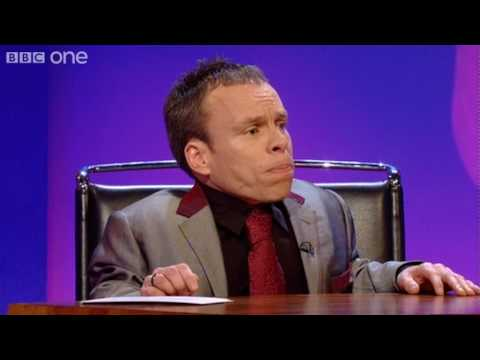Warwick Davis s confrontation at a concert - Friday Night with Jonathan Ross - BBC One.