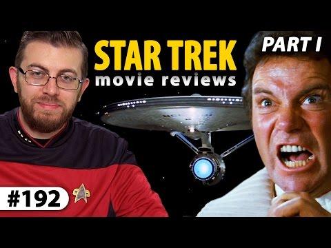 STAR TREK Movie Reviews (Part I) - Original Six Films