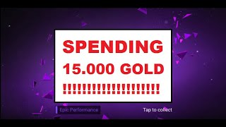 Top Drives | Part 44 | SPENDING 15.000 GOLD!!!