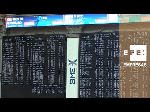 La Bolsa española suma un 0,70% y roza los 8.800 puntos