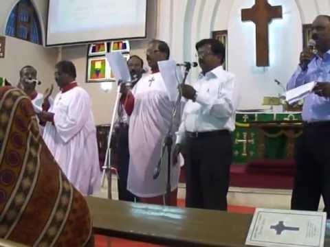 Neer Ennodu irupathinal - Mens Conference Music Team - C.S.I. Redeemer church