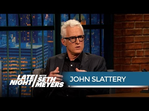 The Time John Slattery Overheard Tracy Morgan Talking About His Pet Octopus
