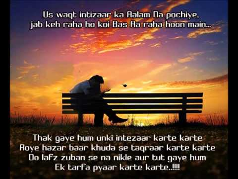 Best Hindi Sad Shayari