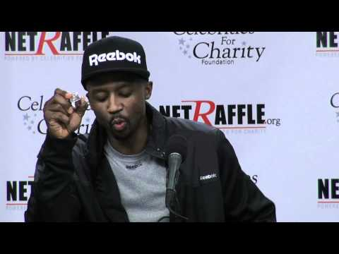 Dallas Mavericks Jason Terry Announces Charity Raffle