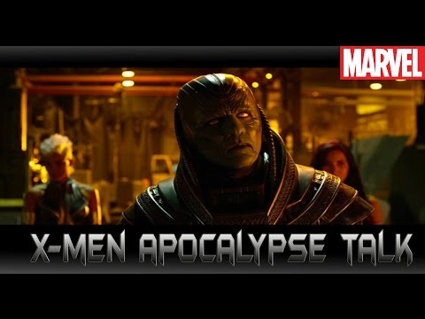 [X-Men Apocalypse Talk]comic world daily