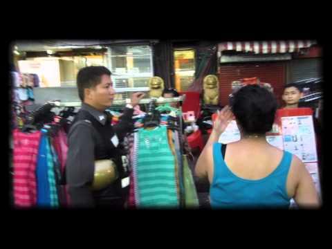 A Walk Down Khao San Road – The Backpackers Road – Bangkok – Thailand