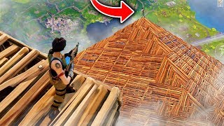 Top 5 BIGGEST Fortnite Bases YOU WON'T BELIEVE EXIST!