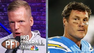 Did Philip Rivers go too far trash-talking Yannick Ngakoue? | Pro Football Talk | NBC Sports