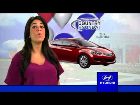Country Hyundai March Sales Event