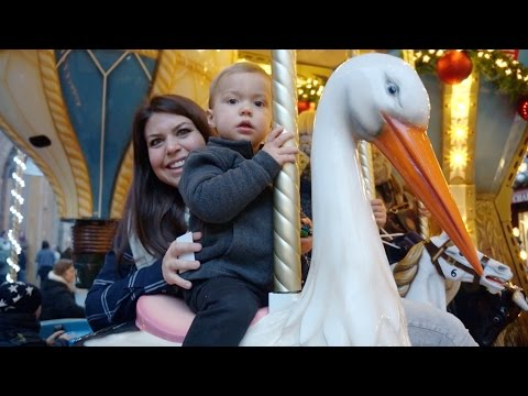 Magical Day in Strasbourg, France! - December 17, 2015 - MeetTheWengers Daily Vlog